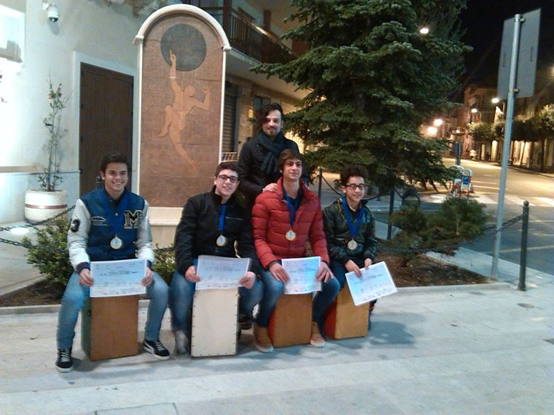 concorso musicale citta crispiano 2014