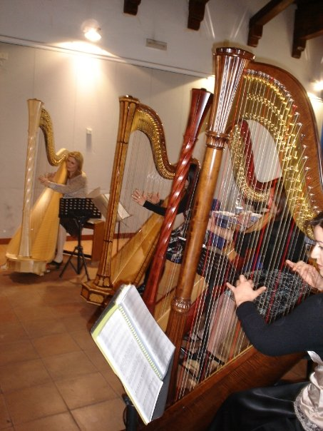 first international harp competition 2009