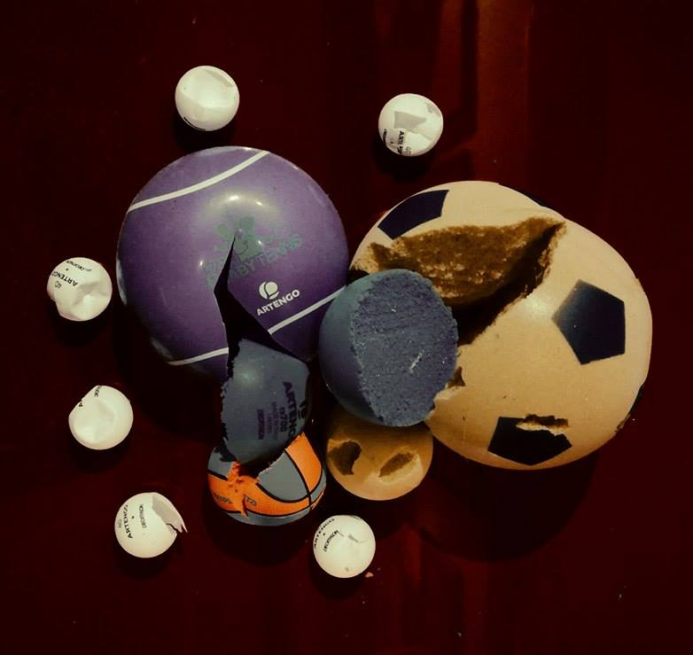 foto palle rotte