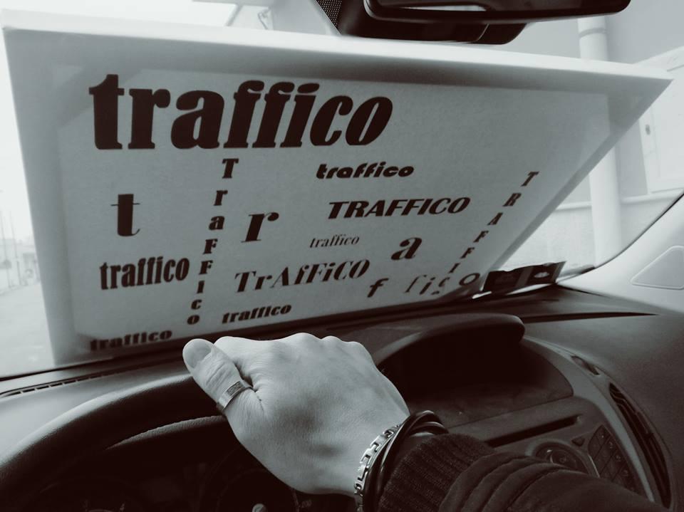 foto traffico