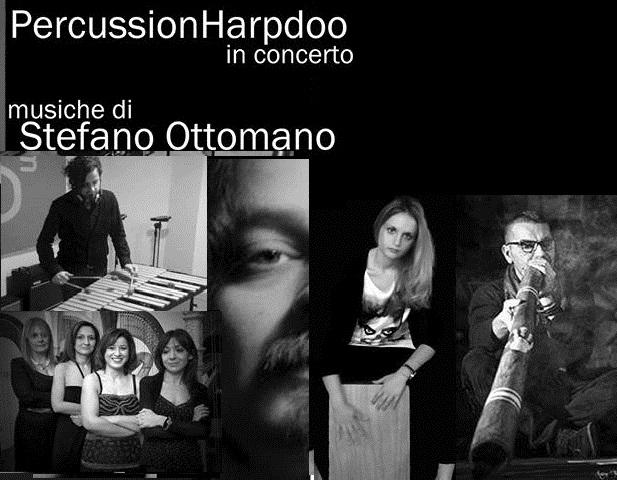 Percussionharpodoo in concerto a Cosenza 2013